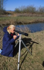 bird watching scope